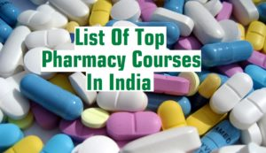 List Of Top Pharmacy Courses In India Dhanviservices Dhanvi Services