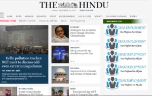 The Hindu News Website Dhanviservices Dhanvi Services