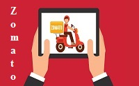 Zomato Online Food Delivery Websites In India Dhanviservices Dhanvi Services